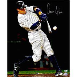 Aaron Judge Signed Yankees 16x20 Photo (Fanatics Hologram  MLB Hologram)