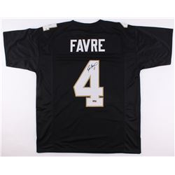 Brett Favre Signed USM Jersey (Favre COA)