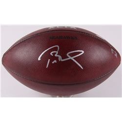 Tom Brady Signed Super Bowl XLIX Game-Used Football (PSA COA  TriStar Hologram)