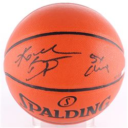 "Kobe Bryant Signed LE NBA Official Game Ball Series Basketball Inscribed ""5x Champs"" (Panini COA)"
