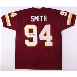 Preston Smith Signed Redskins Jersey (JSA COA)