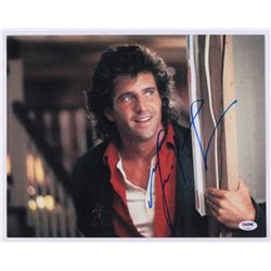 Mel Gibson Signed 11x14 Photo (PSA COA)