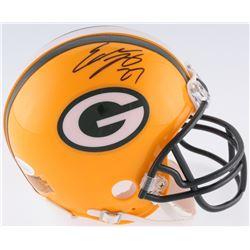 Eddie Lacy Signed Packers Mini-Helmet (JSA COA)