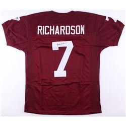 Bucky Richardson Signed Texas AM Jersey (JSA COA)
