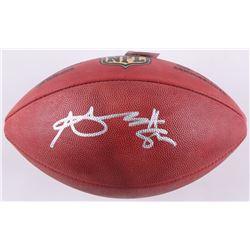 """Antonio Brown Signed """"The Duke"""" NFL Game Ball (JSA COA)"""