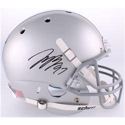 Joey Bosa Signed Ohio State Buckeyes Full-Size Helmet (JSA COA)
