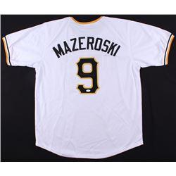 Bill Mazeroski Signed Pirates Jersey (JSA COA)