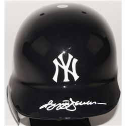 Reggie Jackson Signed Yankees Authetic On-Field Batting Helmet (JSA Hologram)