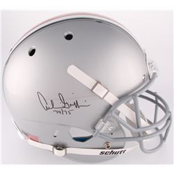 "Archie Griffin Signed Ohio State Buckeyes Full-Size Helmet Inscribed ""74 / 75"" (Steiner COA)"
