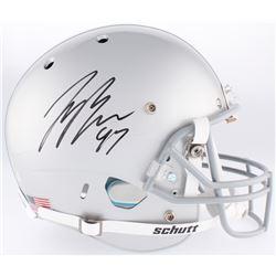 Joey Bosa Signed Ohio State Buckeyes Full-Size Helmet (Radtke COA)