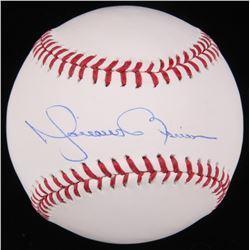 Mariano Rivera OML Baseball (Steiner COA)