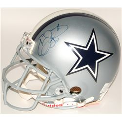 Emmitt Smith Signed Cowboys Full-Size Authentic On-Field Helmet (JSA COA)