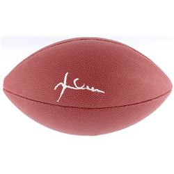 James Caan Signed Wilson Football (Schwartz COA)