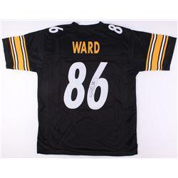 Hines Ward Signed Steelers Jersey (JSA COA)