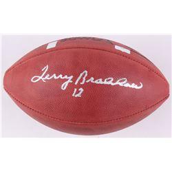 Terry Bradshaw Signed Super Bowl X Football (Radtke COA  Bradshaw Hologram)