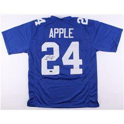 Eli Apple Signed Giants Jersey (Radtke COA)
