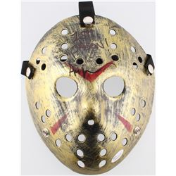 "Ari Lehman Signed Jason ""Friday the 13th"" Hockey Mask Inscribed ""1st Jason!"" (JSA COA)"