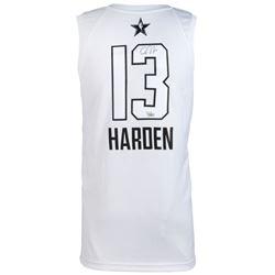 James Harden Signed Rockets Nike Jersey (Fanatics)