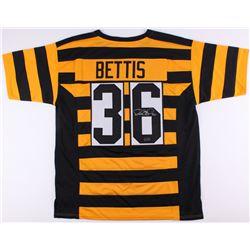 Jerome Bettis Signed Steelers Jersey (Radtke COA)
