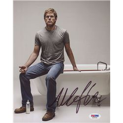 "Michael C. Hall ""Dexter"" 8x10 Photo (PSA COA)"