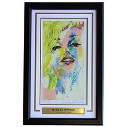 "Leroy Neiman ""Marilyn Monroe"" 16x24 Custom Framed Print Display"