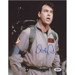 "Dan Aykroyd Signed ""Ghostbusters"" 8x10 Photo (PSA COA)"