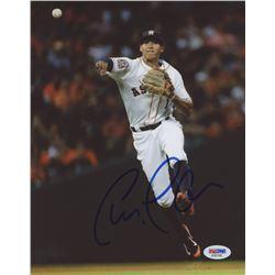 Carlos Correa Signed Astros 8x10 Photo (PSA COA)