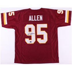 Jonathan Allen Signed Redskins Jersey (Radtke Hologram)