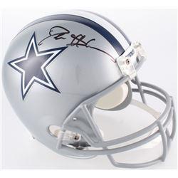Deion Sanders Signed Cowboys Full-Size Helmet (JSA COA)
