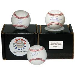 Schwartz Sports MLB Baseball Mystery Box - Series 2 (Limited to 300) - **Baseball Jersey Redemptions