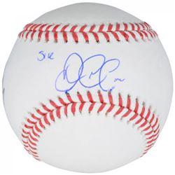 Didi Gregorius Signed OML Baseball with Inscription (Fanatics Hologram  MLB Hologram)