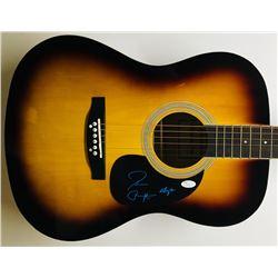 Darius Rucker Signed Acoustic Guitar (JSA COA)