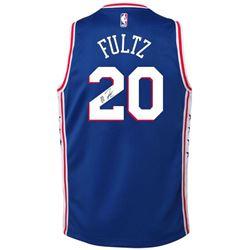 Markelle Fultz Signed 76ers Jersey (UDA COA)