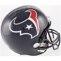 Will Fuller Signed Texans Full-Size Helmet (JSA COA)