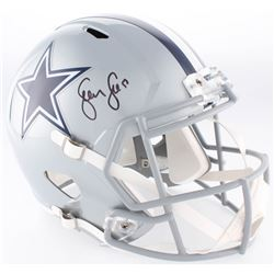 Sean Lee Signed Cowboys Full-Size Speed Helmet (JSA COA)