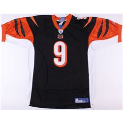 Carson Palmer Signed Bengals Jersey (JSA COA)
