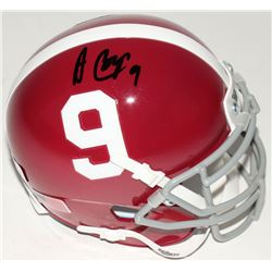 Amari Cooper Signed Alabama Crimson Tide Mini-Helmet (Radtke COA)