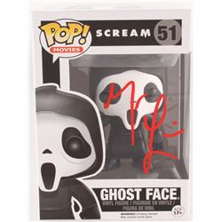 "Matthew Lillard Signed ""Ghost Face"" #51 Scream Funko Pop Vinyl Figure (Radtke COA)"