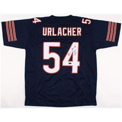 "Brian Urlacher Signed Bears Jersey Inscribed ""HOF 2018"" (Radtke COA)"