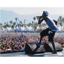 "Wiz Khalifa Signed 11x14 Photo Inscribed ""TGOD"" (JSA Hologram)"