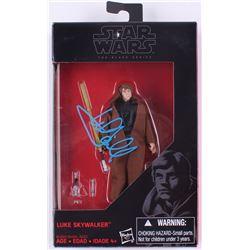 "Mark Hamill Signed ""Luke Skywalker"" Star Wars: The Black Series Action Figure (Radtke COA)"