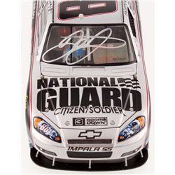 Dale Earnhardt Jr. Signed 2008 #88 National Guard / 3 Doors Down Citizen Soldier 1:24 LE Premium Act