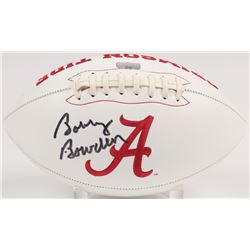 Bobby Bowden Signed Alabama Crimson Tide Logo Football (Radtke COA)