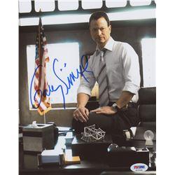 "Gary Sinise Signed ""CSI:NY"" 8x10 Photo (PSA COA)"
