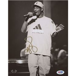 Snoop Dogg Signed 8x10 Photo (PSA COA)
