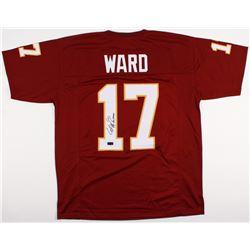 "Charlie Ward Signed Florida State Seminoles Jersey Inscribed ""93 Heisman"" (Radtke COA)"