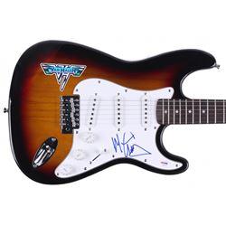 "Michael Anthony ""Van Halen"" Signed Electric Guitar (PSA COA)"