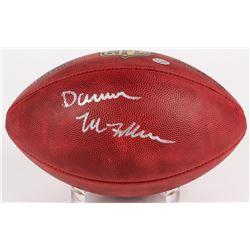 Darren McFadden Signed Official NFL Game Ball (Radtke COA)