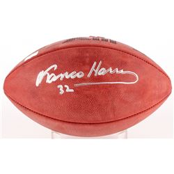 Franco Harris Signed Super Bowl XIII Official NFL Game Ball (Radtke Hologram)