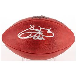 Emmitt Smith Signed Official NFL Super Bowl XXVII Logo Game Ball (Radtke COA)